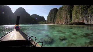 Красивый отдых в Тайланде. Пляжи, море(Как я зарабатываю на отдыхе в Тайланде - http://myrezultat.ru/ Пляжи Таиланда, находящиеся на берегах Андаманского..., 2014-10-28T15:39:14.000Z)