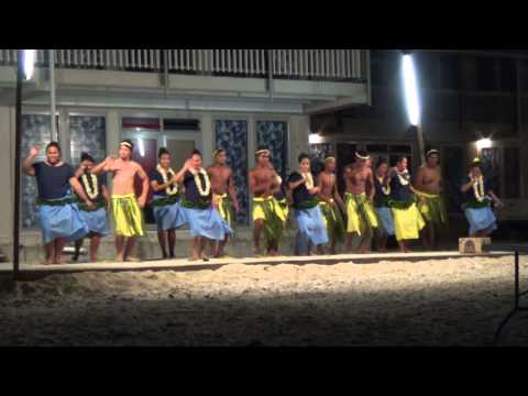Atafu Youth performing FSM dance - Akan no ewe sipenin