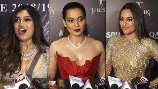 Priyanka Chopra Wedding : Bollywood Celebrities Reaction   Shahrukh Khan   Kangana Ranaut