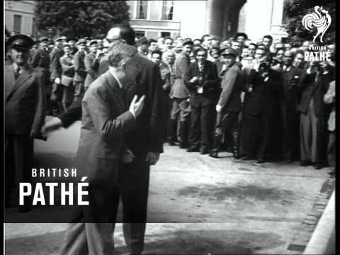 Geneva: Talks Start (1954)