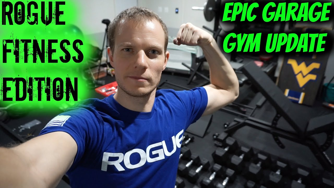 Garage gym tour pando s barbell club youtube - Epic Rogue Fitness Garage Gym Transformation Jonathan Walseman Youtube