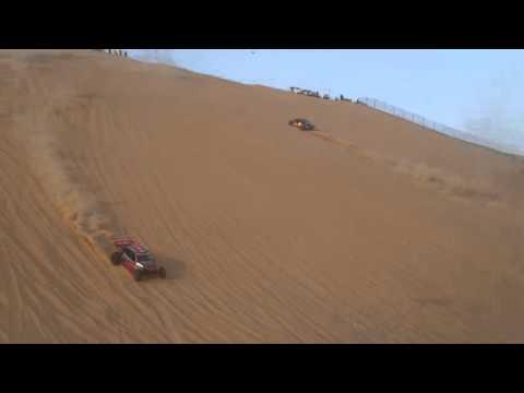 Liwa Motor Festival 2016 - public dune thrash