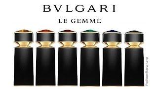 Bvlgari - Le Gemme Men Fragrance Collection
