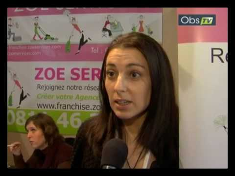 Rencontre avec Audrey Velicou, fondatrice de l'enseigne Zoé Services