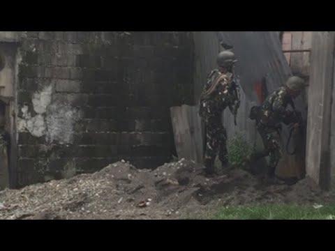 El Ejército filipino mata a 20 rebeldes del Dáesh en Marawi