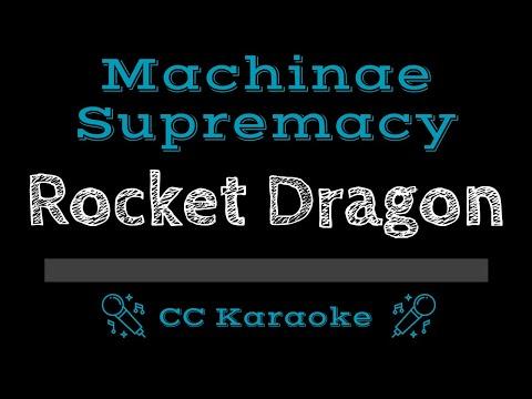 Machinae Supremacy   Rocket Dragon CC Karaoke Instrumental