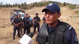 POLICIA MUNICIPAL ACREDITADA DE SAN PABLO HUIXTEPEC ZIMATLAN OAXACA 2016