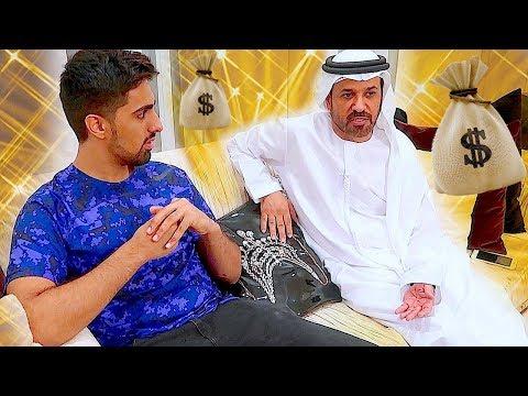 MEET MONEYKICKS FATHER *DUBAI BILLIONAIRE* !!!