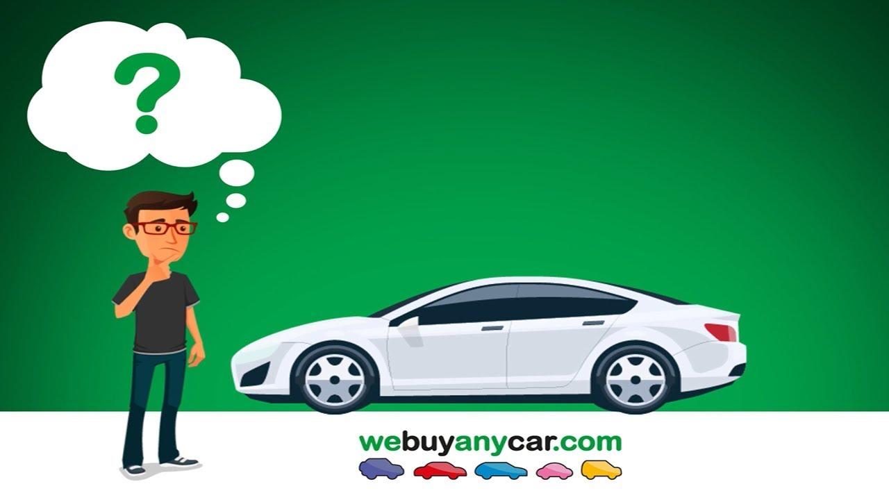 Sell My Car with Webuyanycar.com - YouTube