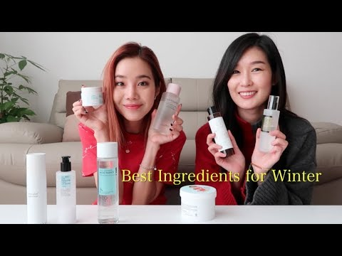 Korean Skincare 101: Best Ingredients for Dry Winter Weather thumbnail
