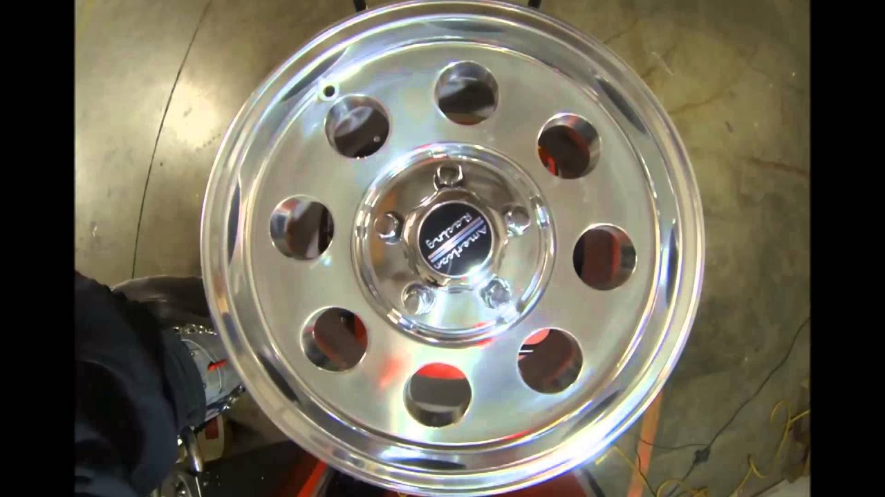 Rims And Tires Canada >> American Racing AR172 Baja Polished - YouTube