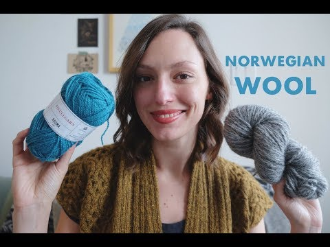 Let's talk about NORWEGIAN WOOL   PAPER TIGER