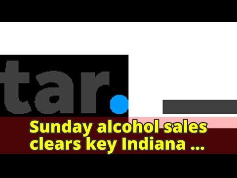 Sunday alcohol sales clears key Indiana Senate committee for first time ever
