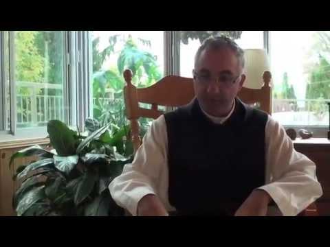 Entrevue avec le p re abb de l 39 abbaye cistercienne de for Le pere du meuble circulaire