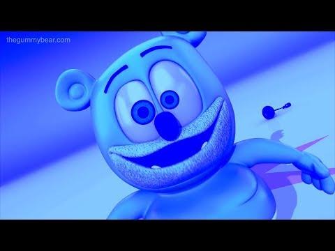 BLUE Gummibär REQUEST VIDE0 Irish HD Gummy Bear Song