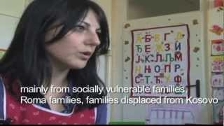 CWS: fighting poverty and prejudice in Serbia