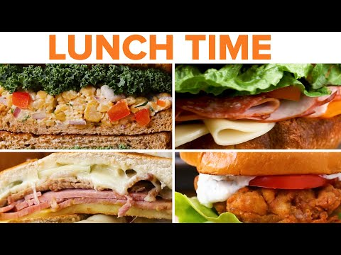 5 Sandwiches You'll Love Packing For Lunch