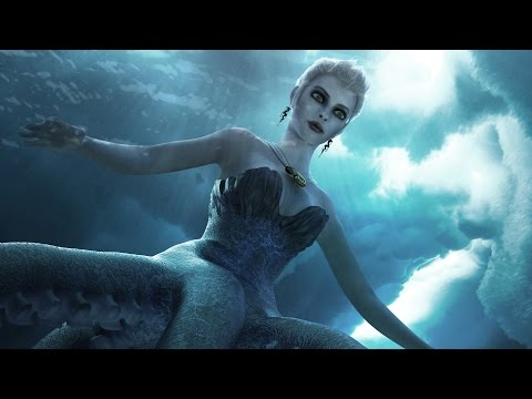 """""""Ursula"""" redesign (from """"Little Mermaid"""")"""