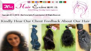 wholesale human hair suppliers exporters review of our superior quality hair hairexim com