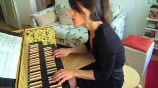 Chiara Massini - J. S. Bach, Französische Suite in c moll, BWV 813