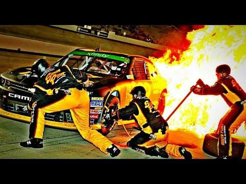 NASCAR Pit Road