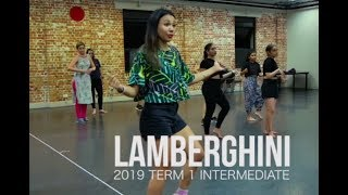 'Lamberghini' The Doorbeen ft Ragini | Dance Masala Choreography 2019