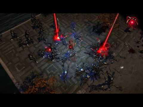 Path of Exile: Automaton Herald Effect