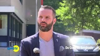 In gesprek met Pieter Broertjes, burgemeester van Hilversum 18-07-2018