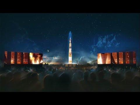 Washington Monument Celebrates Apollo 11's 50th Anniversary