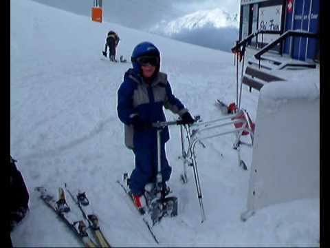 how to get started in skiing