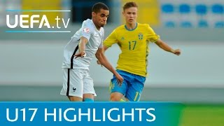 See how Sweden won a place in the last eight in Azerbaijan. http://...