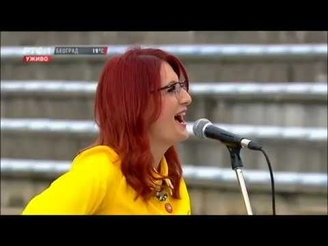 ŽIKINA ŠARENICA ( TV RTS - Ada Ciganlija 17. 06. 2017. )