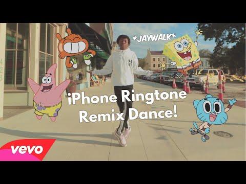 IPhone Ringtone Trap! (REMIX) Dance Video @YvngHomie