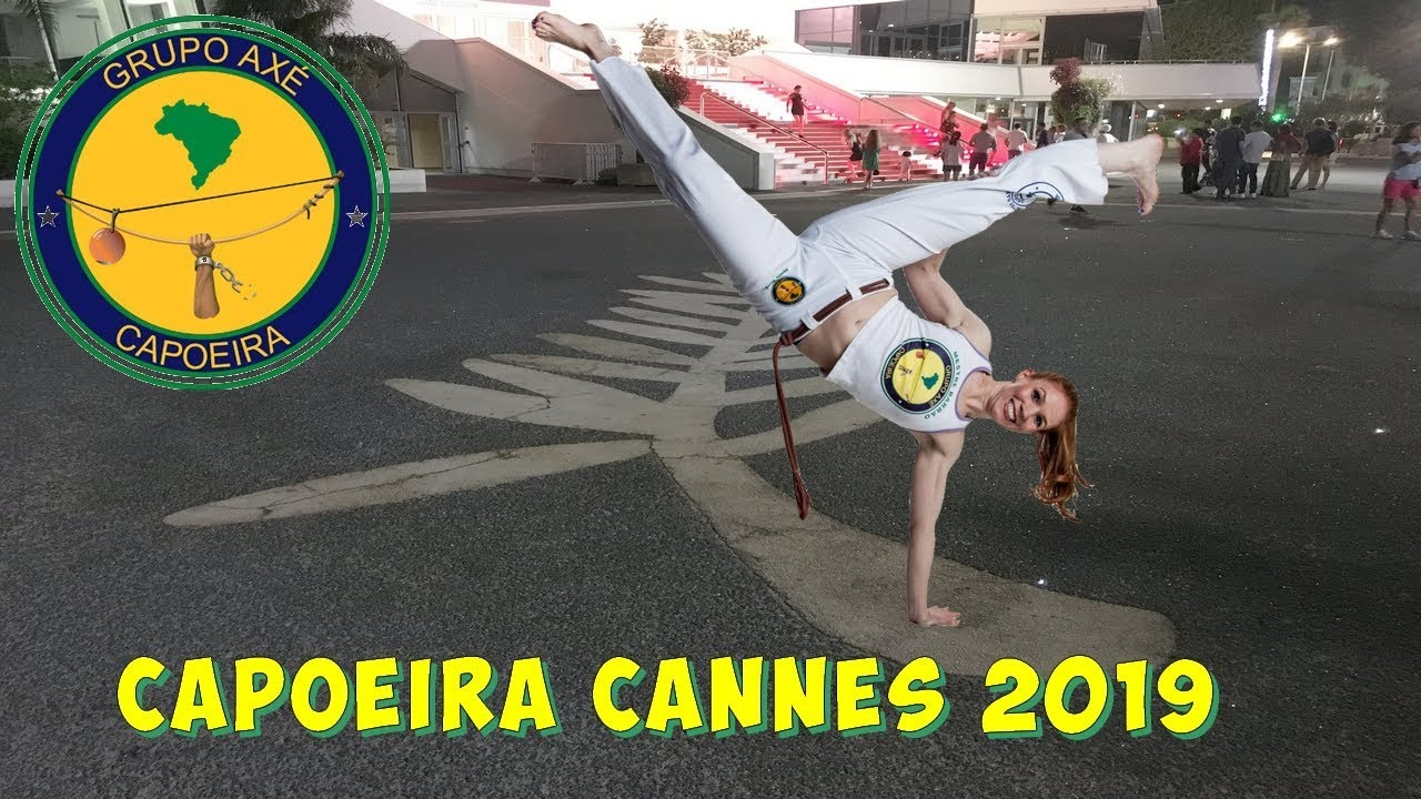 CAPOEIRA from BRAZIL / CANNES 2019