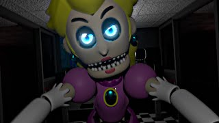 La PRINCESA PEACH VIENE a por MÍ - Five Nights at Mario's - 3D Remastered *Noche 5* (FNAF Game)