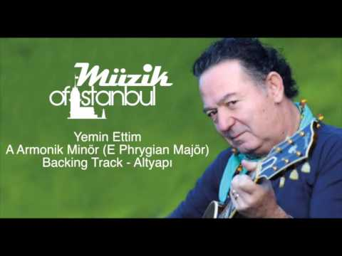 Kayahan - Yemin Ettim - Backing Track