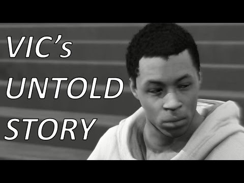 HOW VIC DIES! | NBA 2K16 MyCAREER (Vic's untold Story) - RockStar Editor