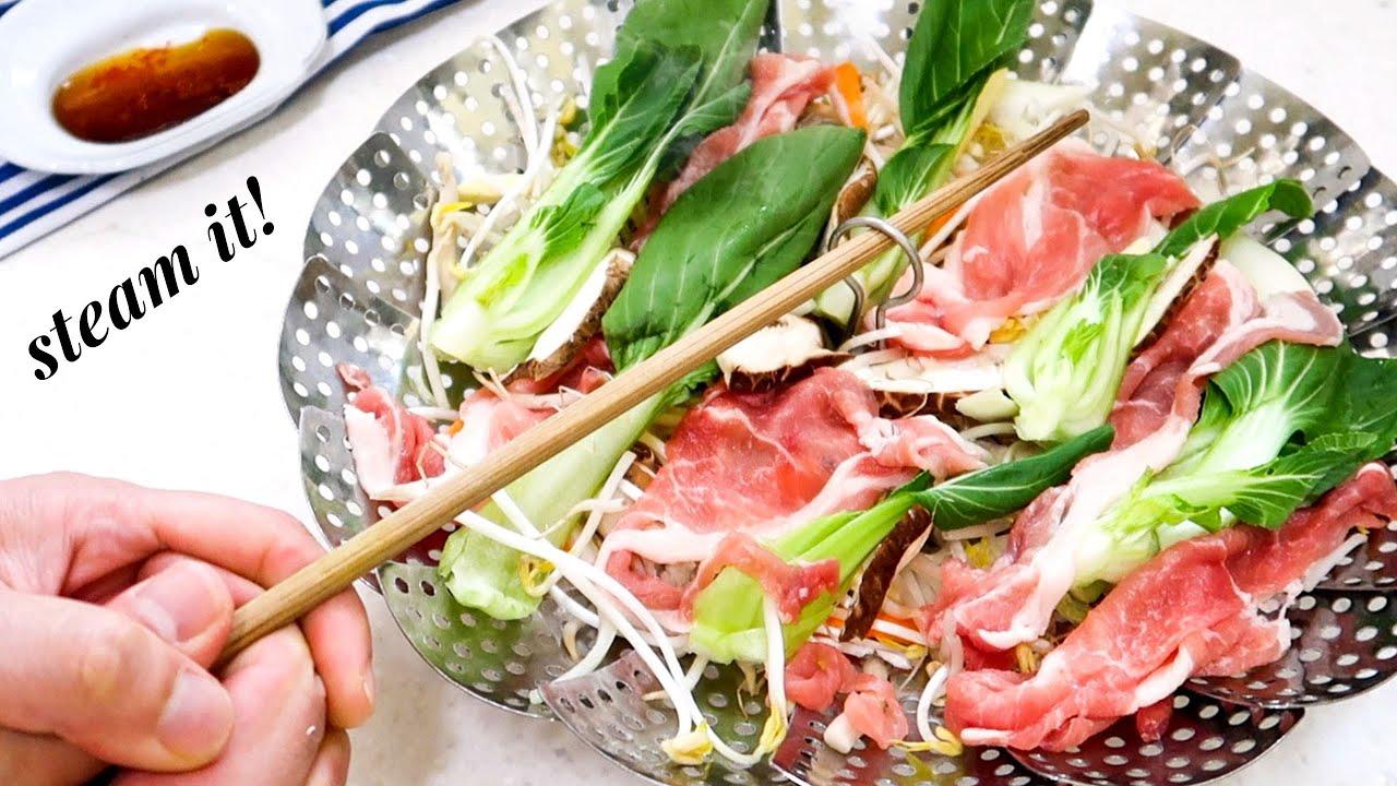 How to: Shabu Shabu Basket! | Fast & Healthy