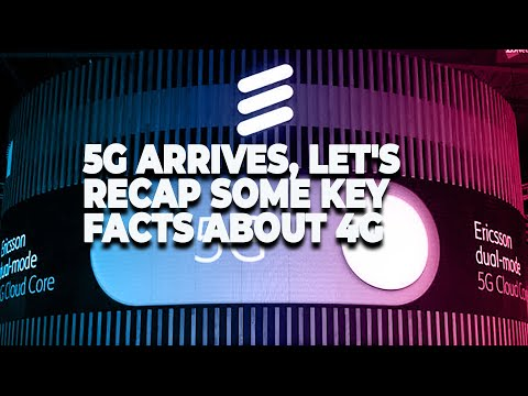 As 5G arrives, let's recap some key facts about 4G