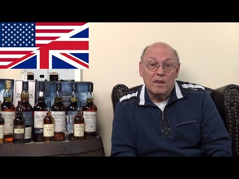 Whisky Review/Tasting: Talisker 10 years