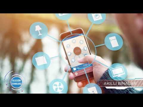 Geleceğin Teknolojisi | Akıllı Binalar