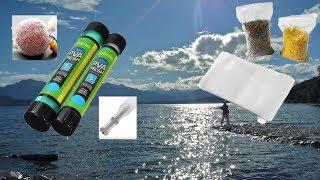 PVA пакети і сітка для лову КОРОПА і САЗАНА