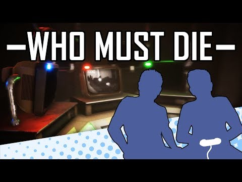 Who Must Die - Dr. Giggles to the Rescue - Let's Game It Out  