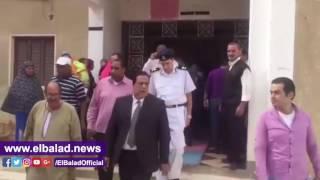 أمن كفر الشيخ ينظم قافلة طبية للكشف على المواطنين .. فيديو وصور