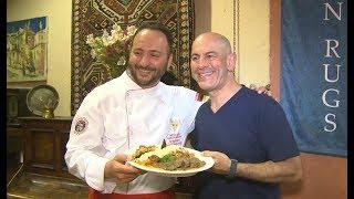 Հայկական խոհանոցը տեղով ուրախություն է  Սայմոն Մուջամդարը Երևանում է