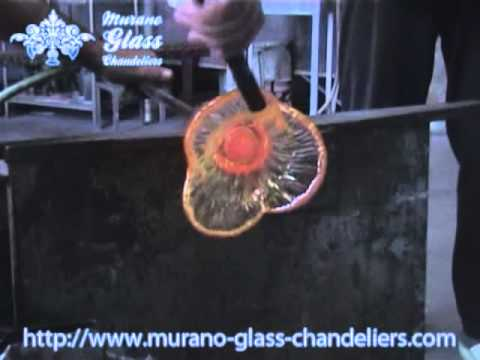 Murano Glass Blowing Techniques Part 2 2 Youtube