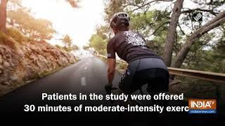 Cycling at moderate intensity transforms heart health of patients: Study