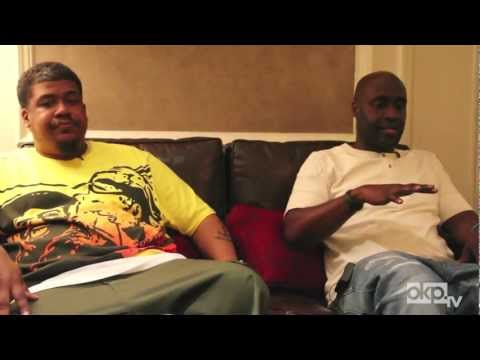 DE LA SOUL STAKES IS HIGH INTERVIEW | OKAYPLAYER TV