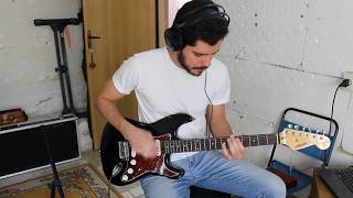 THE CHAINSMOKERS & COLDPLAY - SOMETHING JUST LIKE THIS Guitar Cover