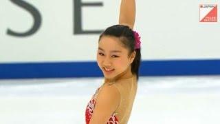 【樋口新葉(Wakaba Higuchi)】女子SP フィギュアスケート全日本選手権2014 樋口新葉 検索動画 20